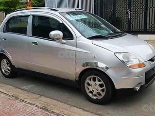 Bán ô tô Daewoo Matiz SE năm sản xuất 2007, màu bạc
