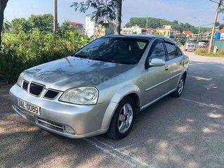 Cần bán xe Daewoo Lacetti năm 2005, màu bạc, 116tr