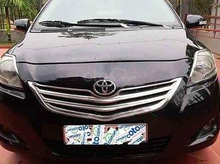 Bán ô tô Toyota Vios năm 2012, màu đen số sàn