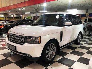 Cần bán lại xe LandRover Range Rover Autobiography 5.0 V8 năm 2010, màu trắng, xe nhập