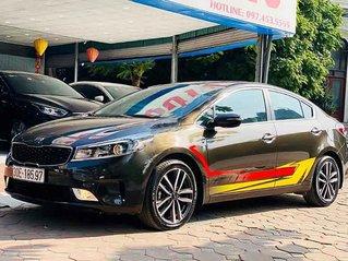 Cần bán lại xe Kia Cerato sản xuất năm 2016, màu nâu, 539 triệu