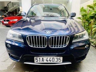 Bán BMW X3 sx 2011 xe rất đẹp đi đúng 51.000km cam kết bao check hãng
