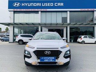 Cần bán xe Hyundai Kona 1.6 Turbo sản xuất 2019, màu trắng còn mới, 699 triệu