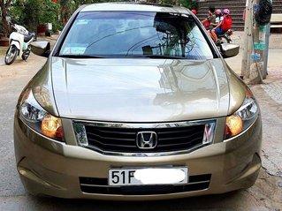 Bán Honda Accord 2007, màu vàng, xe nhập chính chủ
