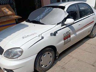 Bán Daewoo Lanos đời 2001, màu trắng, giá chỉ 80 triệu