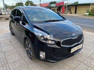 Cần bán Kia Rondo 2016, màu đen, xe nhập