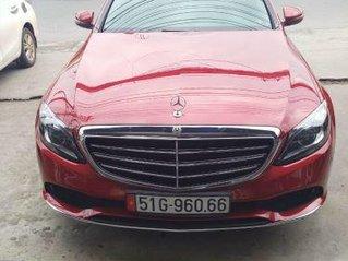 Bán xe Mercedes C200 Exclusive sản xuất năm 2019, màu đỏ