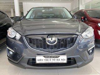 Cần bán lại xe Mazda CX 5 sản xuất 2014, màu xanh lam
