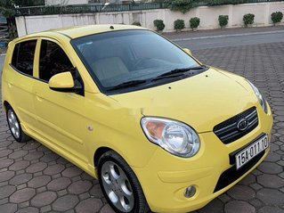 Bán Kia Morning sản xuất 2008, màu vàng, nhập khẩu chính chủ