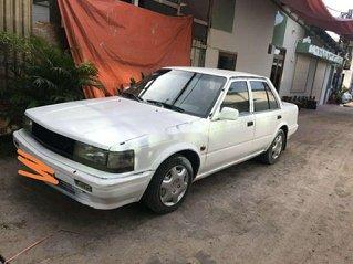 Bán ô tô Nissan Bluebird năm sản xuất 1986, màu trắng, nhập khẩu
