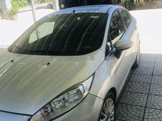Bán Ford Fiesta sản xuất năm 2014, màu bạc, nhập khẩu nguyên chiếc