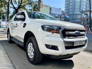 Cần bán lại xe Ford Ranger sản xuất năm 2017, màu trắng