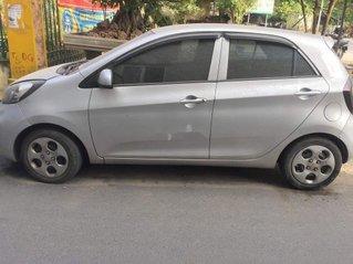 Bán xe Kia Morning 2014, màu bạc, 175 triệu