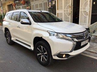 Cần bán lại xe Mitsubishi Pajero Sport 2018, màu trắng, nhập khẩu