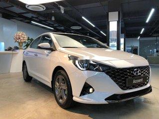Bán xe Hyundai Accent sản xuất năm 2020, màu trắng