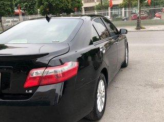 Cần bán Toyota Camry 2008, màu đen, nhập khẩu nguyên chiếc, giá tốt
