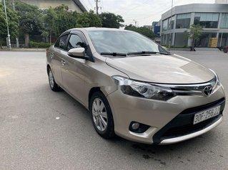 Cần bán lại xe Toyota Vios sản xuất 2014