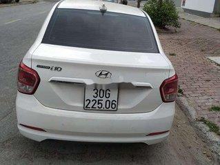 Cần bán xe Hyundai Grand i10 sản xuất năm 2017, màu trắng, nhập khẩu