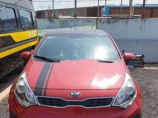 Cần bán lại xe Kia Rio đời 2014, màu đỏ, 400 triệu