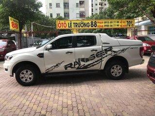 Xe Ford Ranger năm sản xuất 2016, màu trắng, nhập khẩu