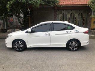 Bán xe Honda City đời 2018, màu trắng số tự động