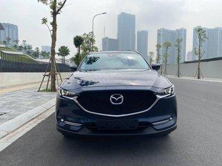 Cần bán Mazda CX5 Premium 2.0AT 2019 màu xanh đen, nội thất đen
