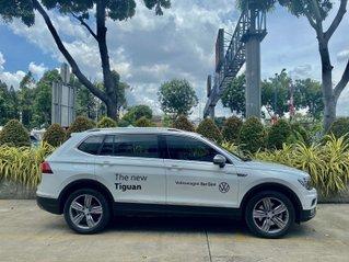 KM tháng 01/2021 cho Tiguan Luxury S, tặng 60 triệu tiền mặt + gói quà tặng phụ kiện siêu đặc biệt, xe nhiều màu, giao ngay