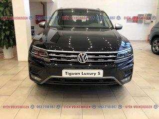 Ưu đãi khủng xe Tiguan Luxury S tặng 75 triệu tiền mặt + 1 năm bảo dưỡng+ 1 năm BHVC + Gói quà tặng đặc biệt khác