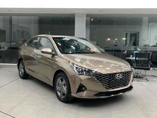 [ New ] Hyundai Accent 2021 sẵn xe, đủ màu và nhiều ưu đã, phụ kiện hấp dẫn, hỗ trả góp lãi suất 80%