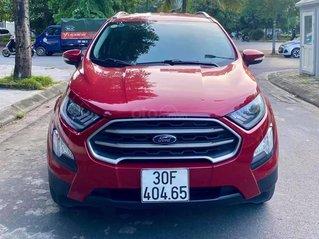 Ford EcoSport 1.5 SX 2018, màu đỏ rực, phom mới, hộp số mới