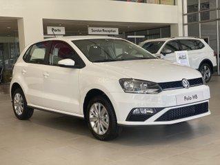 Volkswagen Polo Hatchback 2020 màu trắng - Khuyến mãi giá tốt - Vay 80% ngân hàng - Xe Đức nhập khẩu