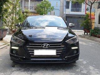 Cần bán Hyundai Elantra Sport 1.6 Turbo SX 2019 màu đen