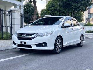 Honda City 2015 màu trắng số tự động bản mới