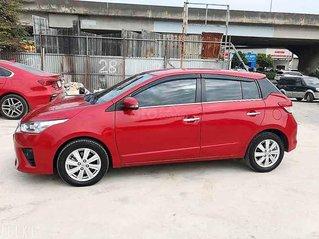 Cần bán gấp Toyota Yaris sản xuất 2017, màu đỏ, nhập khẩu nguyên chiếc còn mới