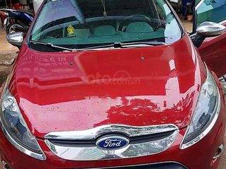 Cần bán Ford Fiesta sản xuất 2011, màu đỏ, 283tr
