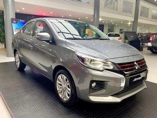 New Mitsubishi Attrage 2020 - Giá siêu ưu đãi cuối năm chỉ 375 triệu + Tặng bộ phụ kiện