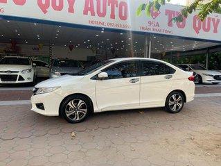 Xe Honda City 1.5 AT 2016 màu trắng