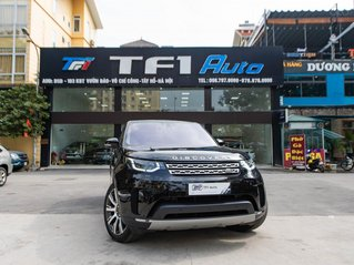 Bán LandRover Discovery HSE Luxury 3.0l sản xuất 2019, màu đen, xe cũ