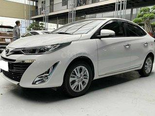 Toyota Vios G sản xuất và đăng ký 2019, màu trắng