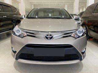 Bán xe Toyota Vios 1.5G 2018 biển Sài Gòn