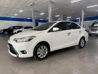 Toyota Vios 2018 tự động, màu trắng, trả trước 200 triệu