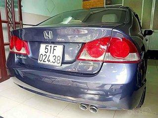 Cần bán xe Honda Civic sản xuất 2007, màu xám còn mới giá cạnh tranh