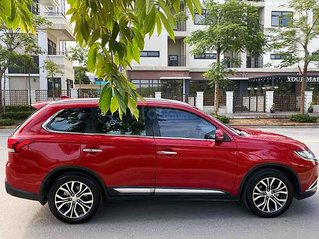 Cần bán gấp Mitsubishi Outlander năm 2018, màu đỏ còn mới, 735tr