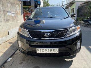 Bán xe Kia Sorento năm 2017, màu đen, còn mới nguyên, giá bán rất hợp lý, xem xe là ưng ngay nhé