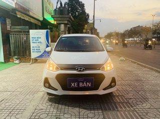 Bán Hyundai Grand i10 đăng ký tháng 1/2018 màu Trắng, biển tỉnh giá 336 triệu