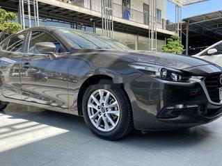 Cần bán gấp Mazda 3 2018, màu xám còn mới, giá 605tr