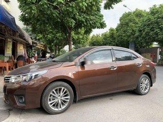 Cần bán lại xe Toyota Corolla Altis 1.8G AT sản xuất 2016 còn mới