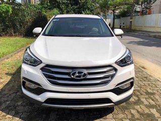 Bán Hyundai Santa Fe sản xuất 2017 còn mới