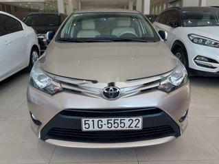 Cần bán xe Toyota Vios năm 2018 còn mới, giá chỉ 485 triệu