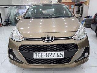 Cần bán xe Hyundai Grand i10 sản xuất năm 2017, 345 triệu